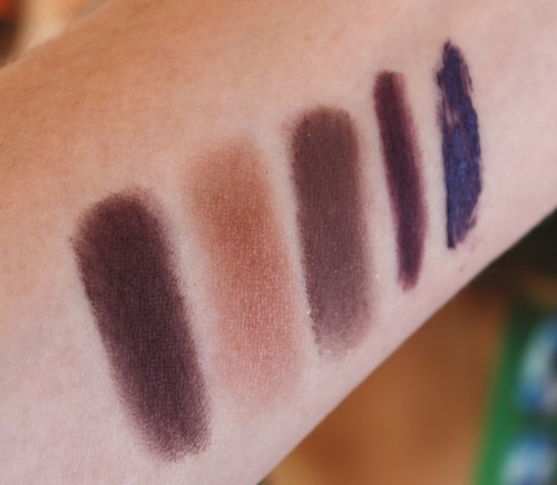 Swatches - Shade