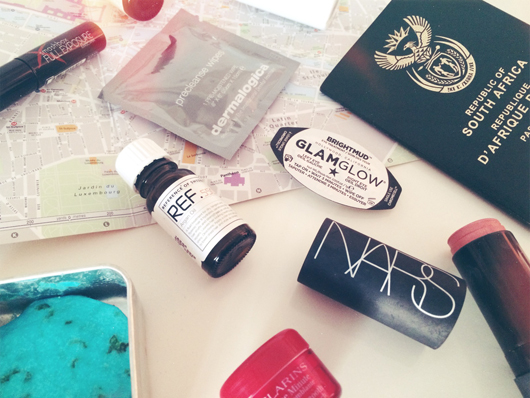 Travel Beauty: Carry-On Only | All Dolled Up