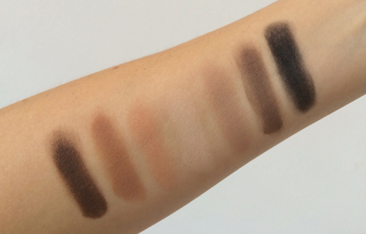 Smashbox Full Exposure Palette Swatches | All Dolled Up
