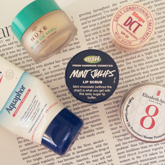 Favourite lip balms | All Dolled Up