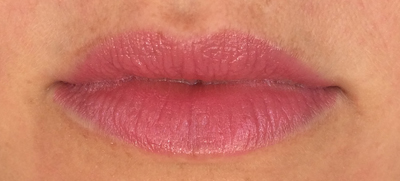 "Essence Longlasting Lipstick in ""Natural Beauty"" swatch 