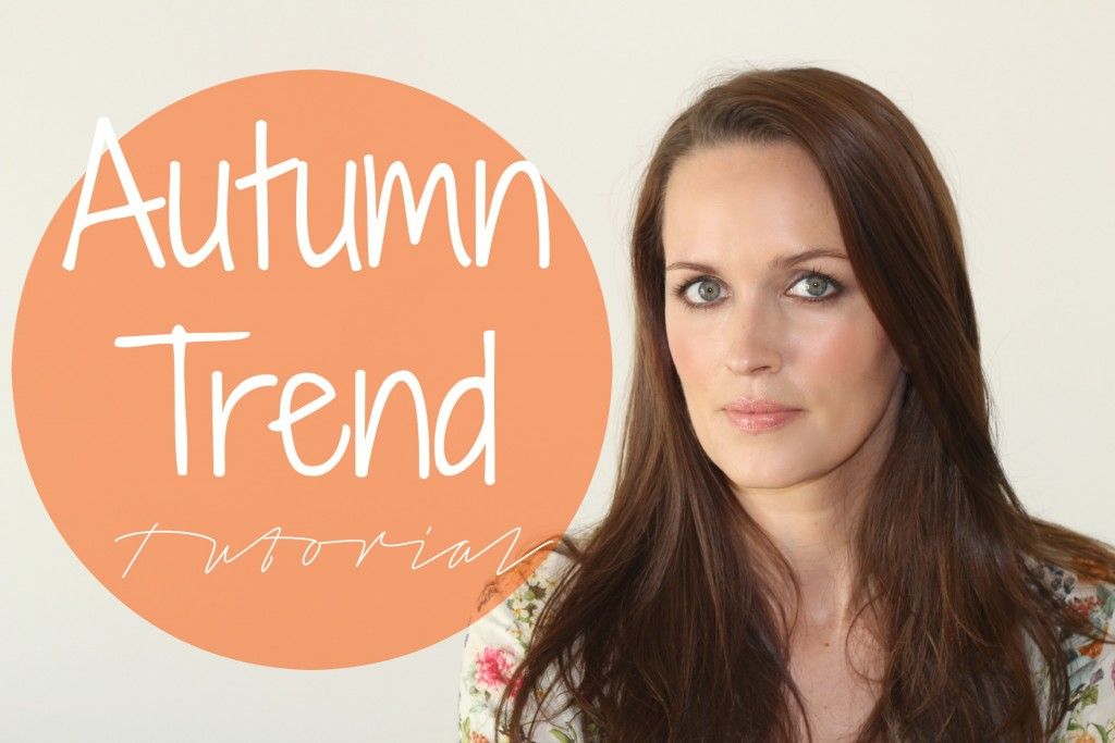 Autumn Trend Tutorial | All Dolled Up