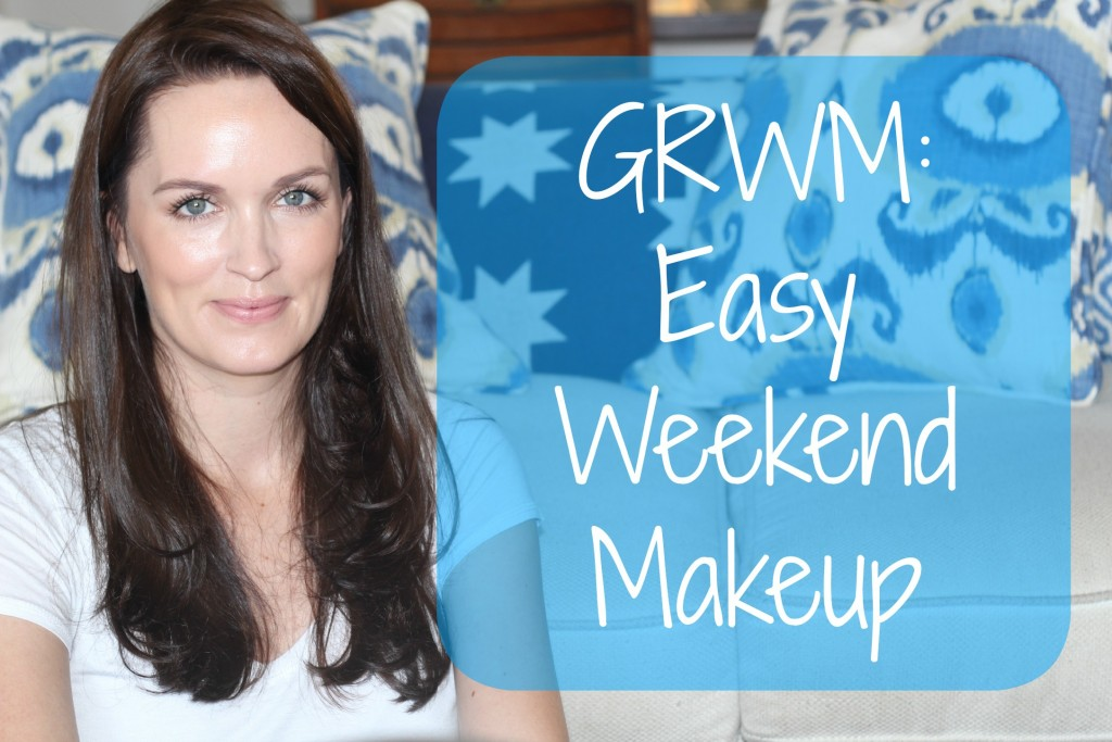 Get Ready with Me: Easy Weekend Makeup