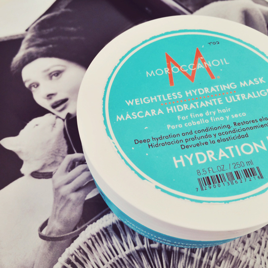 Moroccanoil Weightless Hydration Mask | All Dolled Up