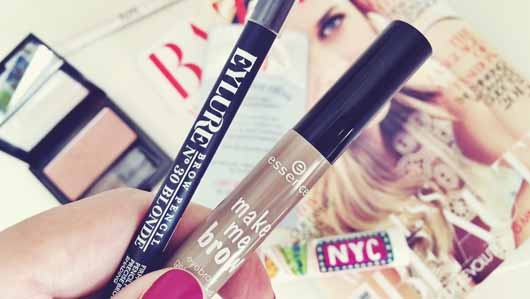 Favourite brow products | All Dolled Up