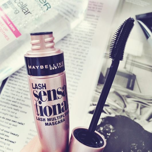 Maybelline Lash Sensational Mascara | All Dolled Up